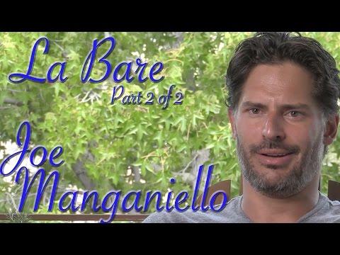 DP/30: Joe Manganiello, La Bare (part 2 of 2)
