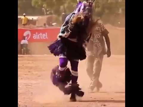 The fastest dance ritual in Africa