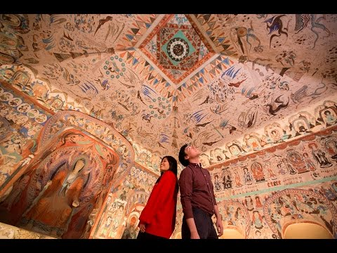 Cave Temples of Dunhuang: Buddhist Art on China's Silk Road  敦煌莫高窟