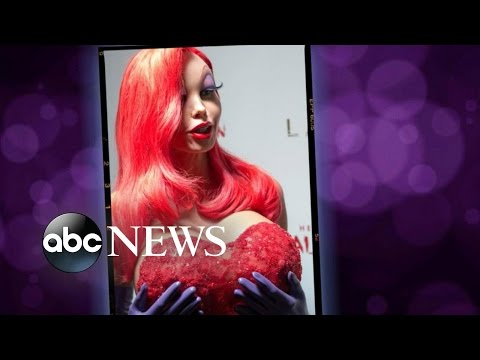 Heidi Klum's 2015 Halloween Costume Finally Revealed