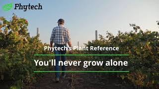 Phytech Plant Reference - new crops have been added