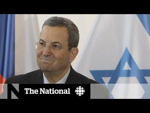Ehud Barak: Trump's Jerusalem declaration has 'shaken the boat' in the Israeli-Palestinian conflict