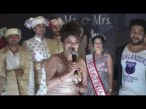 Mrs & Mr IAWA India 2017 curtain raised by Deepak Balraj Vij & Daljeet Kaur Ms Universe 2016 Part2