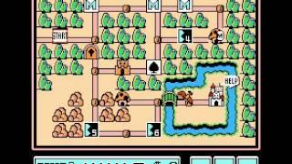 Super Mario Bros 3 - RetroGameNinja Plays: Super Mario Bros. 3 - User video