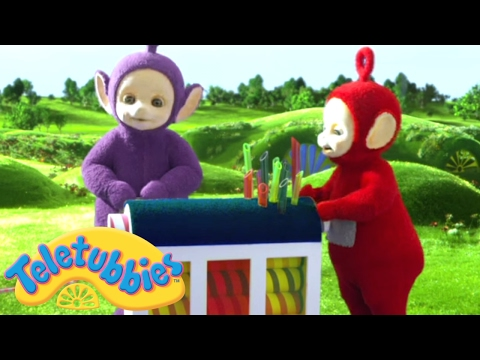 Teletubbies New Series | Musical Box | Cartoons for Children | 1508