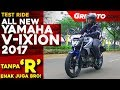All New Yamaha V Ixion 2017 l Test Ride Review l GridOto
