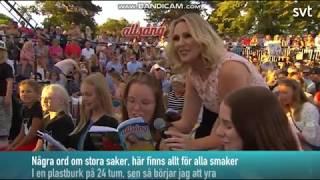 Sanna Nielsen/Margaret-Du Är Så Yeah Yeah Wow Wow (Allsång på Skansen)