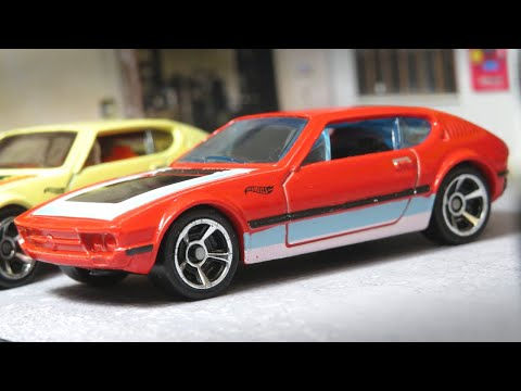 Hot Wheels Volkswagen SP2 (Red) (2019)