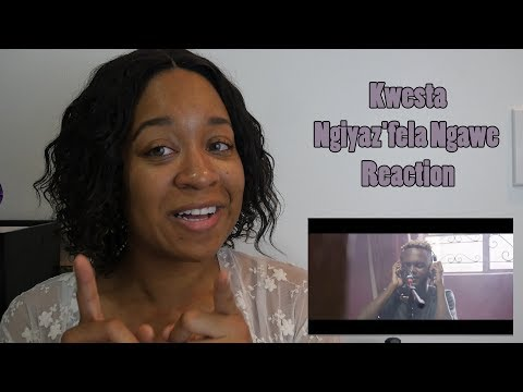 Kwesta- Ngiyaz'fela Ngawe Reaction | GABBIreACTS