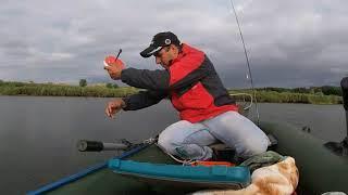 Расставил летние ЖЕРЛИЦЫ КРУЖКИ и не прогадал Разведка новых рыбных мест Ловля окуня на живца