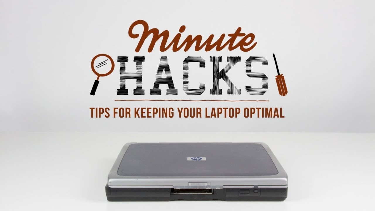 how to keep your new laptop smooth