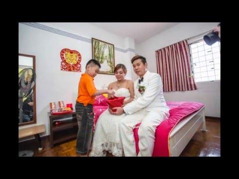 Raymond + Jackie, Wedding Day @ Kuala Lumpur (Photo SDE)