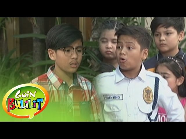 Goin' Bulilit: Kids at heart