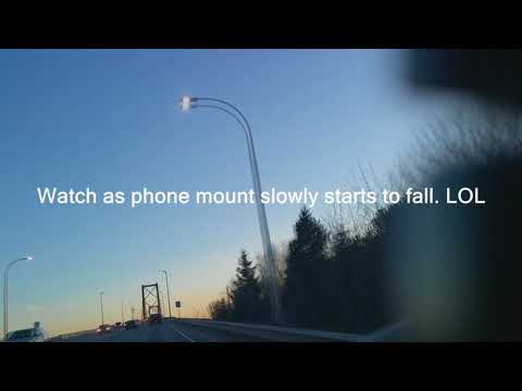 [ASMR] Driving Halifax/Dartmouth/South Woodside [Some Commentary]