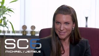 Stephanie McMahon Full Interview | SC6 | March 29, 2017
