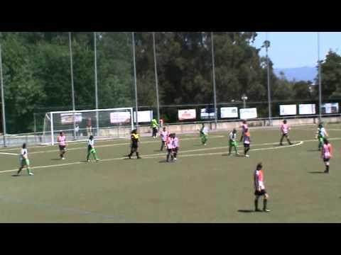 Racing de Castrelos Fem. 0 - 3 Pedras de Santiago (Segunda Parte)