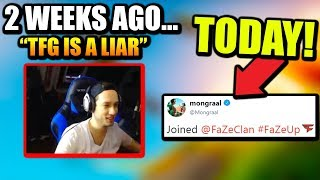 """How I KNEW Mongraal Was Joining FaZe.. PRO Player Calls Me A LIAR For """"FAKING DRAMA"""""""
