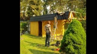 Wooden  Carport - Realization