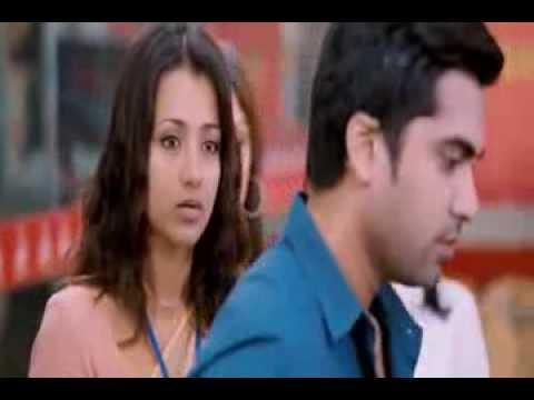 Vinnai Thaandi Varuvaya (2010) - Love Scene @ KFC