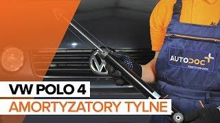 Wymiana Amortyzatory VW POLO: instrukcja napraw