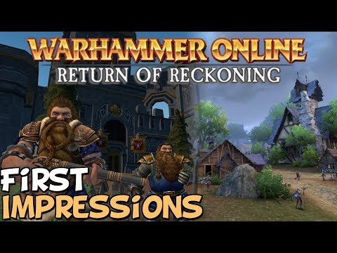 """warhammer-online-first-impressions-""""is-it-worth-playing?"""""""