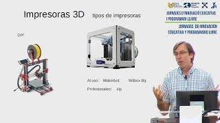 EXPERIÈNCIES A L'AULA: IMPRESSIÓ 3D thumbnail