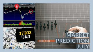 The Stock Market Is Not Going To Crash - My Watchlist - 3 Stocks To Buy Now!