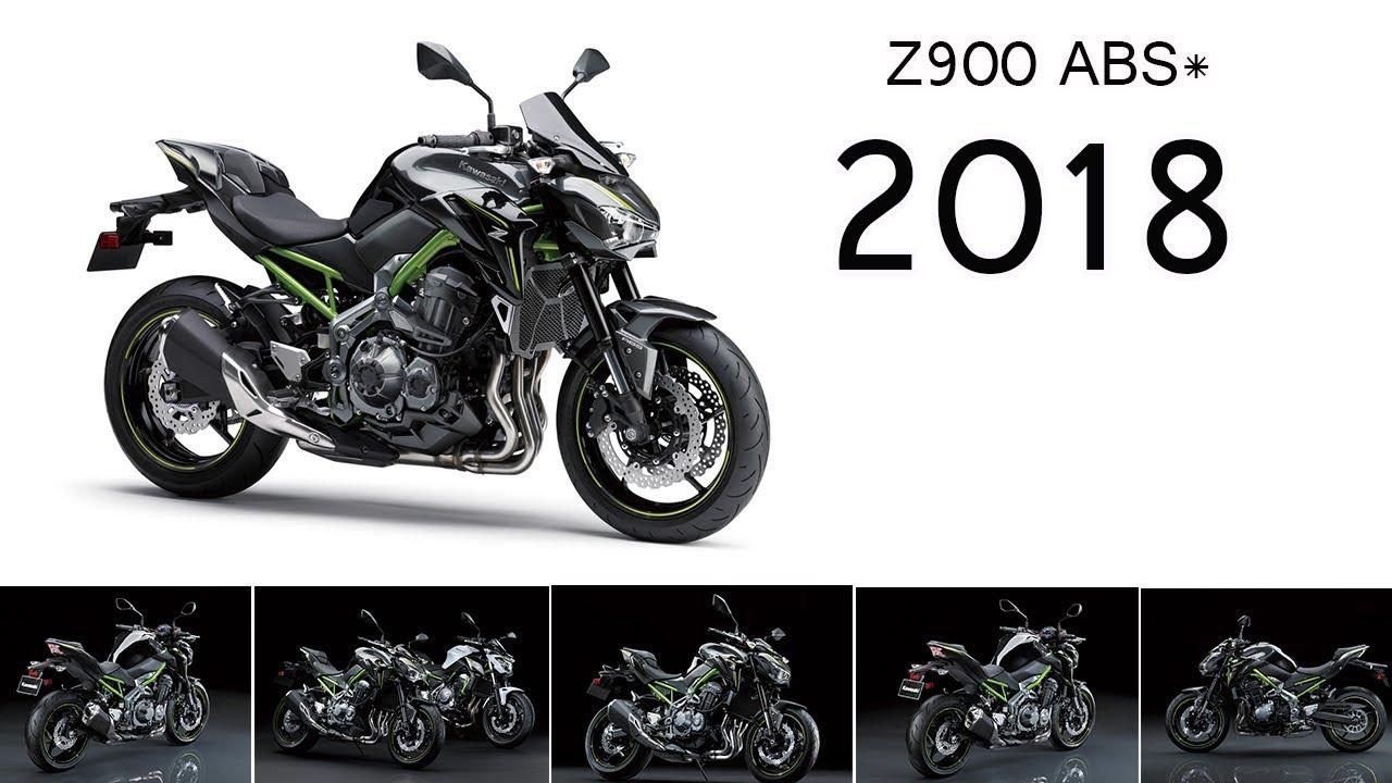 Resultado de imagen de Z900 ABS 2018
