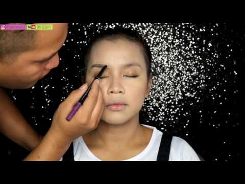 Daily Makeup | One Brand Makeup Tutorial Mineral Botanica by ARI IZAM
