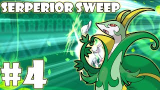 🔥POKEMON SWEEPER OP #4 SERPERIOR SWEEP🔥