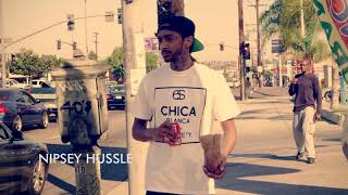 Nipsey Hussle - Crenshaw and Slauson (True Story)