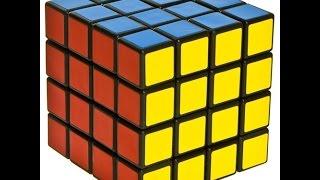 Видео-урок по сборке кубика 4x4. Урок №4.