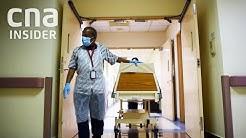 Inside The Hospital Mortuary   CNA Insider