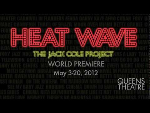 "Scenes from ""Heat Wave: The Jack Cole Project"""