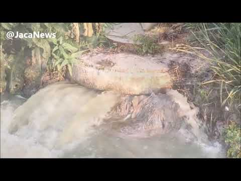 Joburg Water admits to pumping sewage into river