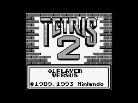 TETRIS 2 game boy