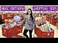 LIVE STREAMING BABY'S BIRTH & FUN SHOPPING TRIP FOR BIRTHDAY PRESENTS?!?