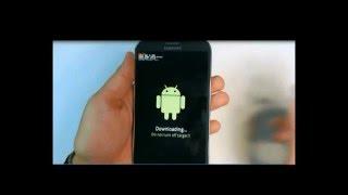 как перевести Samsung в режим Download Mode для прошивки