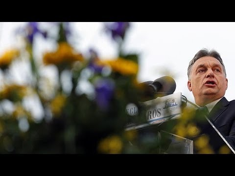 Hungarians re-elect Orban their man at the top