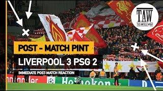 Baixar Liverpool 3 PSG 2   Post Match Pint