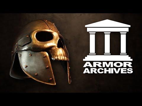 Skull Helmet Tutorial - Armor Archives