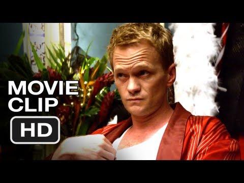 A Very Harold & Kumar 3D Christmas (2011) Clip - HD Movie - Neil Patrick Harris