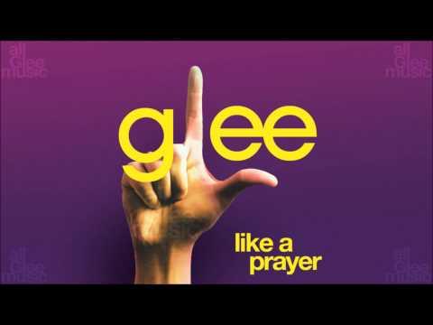 Like A Prayer | Glee [HD FULL STUDIO]