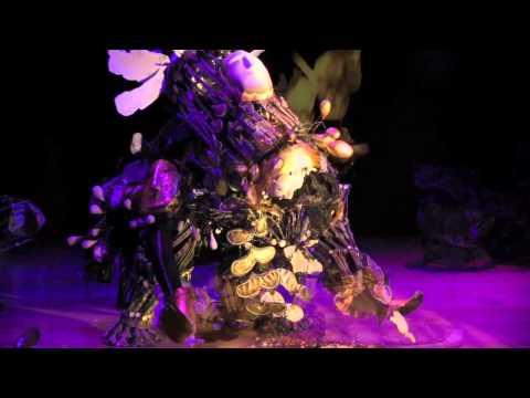 Folding into a Tempest by Sha Sha Higby 3 min
