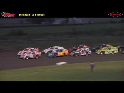 Modified -- 8/19/17 -- Park Jefferson Speedway