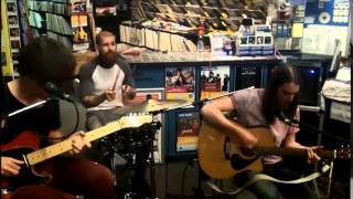 PABH - Grim Deal (acoustic) at Banquet Records
