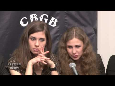 PUSSY RIOT MEMBERS FIRED AFTER AMNESTY?