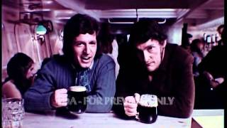 Guiness George Layton 1970s Cinema Adverts Commercials TDA Archive www.findaclip.co.uk