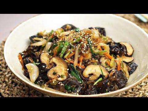 10분이면 충분한 잡채 황금레시피, 푸짐해서 더욱 좋은 맛있는 추석 음식으로 잡채만드는법