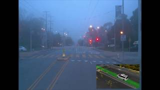 Waymo: Navigating Foggy San Francisco